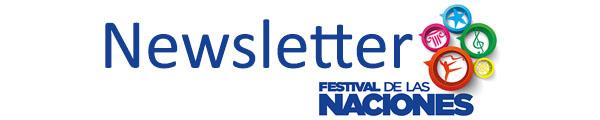 Newsletter Festival de las Naciones