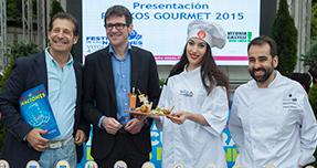 Chef Pintxos Gourmet 2015