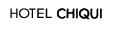 Logo Hotel Chiqui