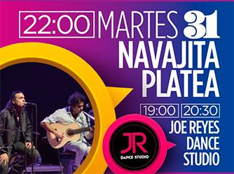 Actuación hoy en el Festival de las Naciones Sevilla 2017