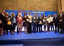 Premios solidarios Sevilla 2012