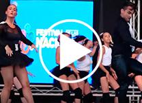Escuela de danza Gloria Rueda. Festival de las Naciones. Santander 2018