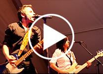 Resumen del concierto de Los Blue Yeyés. Festival de las Naciones 2018