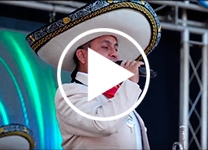 Resumen del Mariachi Real de Jalisco. Festival de las Naciones 2018