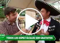 El Festival de las Naciones en Andalucía Directo