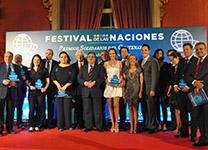 Premios solidarios Sevilla 2014