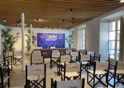 Rueda de Prensa Festival de las Naciones Sevilla 2021