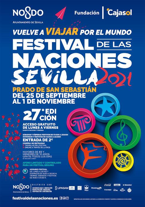 Festival de las Naciones Sevilla 2021